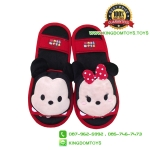 รองเท้าพื้นบาง มิกกี้ มินนี่ ซูมซูม [Disney Tsum]