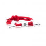 Rastaclat Knotaclat - Positive Vibes - Red