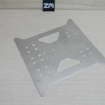 Aluminum Y Plate for Maker Select 200x200mm