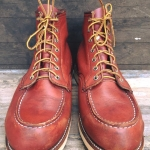 *2Red wing 8131 size 10.5E*