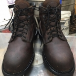 RED WING 2206 Safety หัวเหล็ก size 10.5 EE