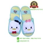 รองเท้าพื้นบาง โดนั้ล เดซี่ ซูมซูม [Disney Tsum]