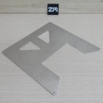 Aluminum Y Plate for Anet A8 200x200mm