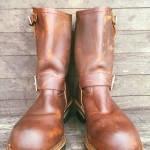 *7Red wing 2972 Engineer boot size 6D วัดจริง *
