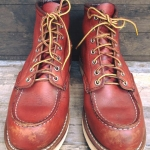 *6.Red wing 8131 size 7E เดิมๆ *