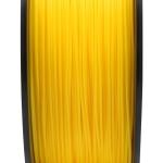เส้นพลาสติก PLA สีเหลือง 1.75mm/1 kg (ยาว 350m)