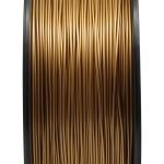 เส้นพลาสติก PLA สีทอง 1.75mm/1 kg (ยาว 350m)