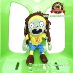 ตุ๊กตา ซอมบี้นักฟุตบอล โรนัลดินโญ่ 30 CM [Plants vs. Zombie 2]