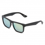 Vans Squared Off Sunglasses - Black / Yellow