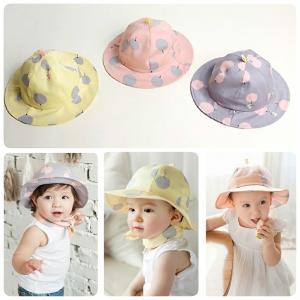 Baby Touch หมวกเด็ก ปีกรอบลายบอลลูน (Hat - DC)