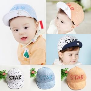Baby Touch หมวกเด็ก แก๊ป Star (Hat - AK)