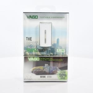 VAGO Compression Device (White) ถุงสุญญากาศไฟฟ้าตัวแรกของโลก!!!