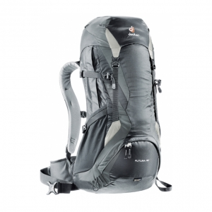 DEUTER Futura 32 black-granite (black-grey)