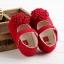 Baby Touch รองเท้าหัดเดิน ติดพู่ (Shoes - FG7) thumbnail 5