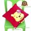 หมอนอิง Cutie Pooh Spring 3D [Disney] thumbnail 2