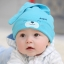 Baby Touch หมวกผ้านิ่ม หมีผูกจุก (Hat - FK) thumbnail 7