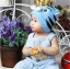 Baby Touch หมวกผ้านิ่ม เสือน้อย (Hat - FL) thumbnail 2
