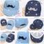 Baby Touch หมวกเด็ก พรีเมี่ยม แก๊ปยีนส์ หนวด (Hat - ABD) thumbnail 1