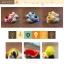 Baby Touch รองเท้าเด็ก รองเท้าไฟกระพริบ ทรงกีฬา สามขีด (Shoes - FLA1) thumbnail 1