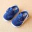 รองเท้าเด็ก รองเท้าพื้นแข็ง ทรงผ้าใบ โอนิซังสปอร์ต (Shoes - FHO2) thumbnail 9