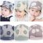 หมวกเด็ก แก๊ปหูกลมอีโมจิ (Hat - BV) thumbnail 1
