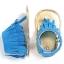 Baby Touch รองเท้าเด็ก รองเท้าหัดเดิน แตะ ไฮโซ (Shoes - FG11) thumbnail 3