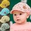 Baby Touch หมวกเด็ก แก๊ป ถุงมือเบสบอล (Hat - AAC) thumbnail 13