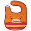 Baby Touch ผ้ากันเปื้อนเด็ก กันน้ำ รูปสัตว์ (Bibs - BA) thumbnail 16