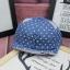 Baby Touch หมวกเด็ก พรีเมี่ยม แก๊ปยีนส์ แมวมีหู (Hat - BAA) thumbnail 2