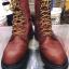 Vintage Cabela's hunter boot made in usa size 8