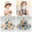 Baby Touch หมวกปีกรอบ ลายสับปะรด (Hat - DH) thumbnail 1