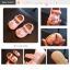 Baby Touch รองเท้าเด็ก รองเท้าพื้นแข็ง แซนเดิล กุหลาบ (Shoes - FHG2) thumbnail 1