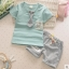 Baby Touch เสื้อยืดและกางเกง เกาหลี (โปโล) thumbnail 9