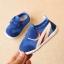 รองเท้าเด็ก รองเท้าพื้นแข็ง ทรงผ้าใบ โอนิซังสปอร์ต (Shoes - FHO2) thumbnail 2