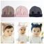 Baby Touch หมวกไหมพรม ผ้านิ่ม มีหู (Hat - FB) thumbnail 1