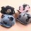 หมวกเด็ก แก๊ป Black Cat (Hat - BW) thumbnail 1