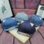 Baby Touch หมวกเด็ก พรีเมี่ยม แก๊ปยีนส์ แมวมีหู (Hat - BAA) thumbnail 8