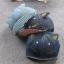 หมวกเด็ก แก๊ปยีนส์มีหู (Hat - BO) thumbnail 2