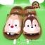 รองเท้าพื้นบาง Chip Dale ซูมซูม [Disney Tsum] thumbnail 3