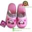 รองเท้าพื้นบางมินนี่ Cutie Minnie Organic [Disney] thumbnail 1
