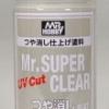 b-523 Mr. Super Clear UV cut flat (170ml.)