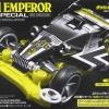 (เหลือ 1 ชิ้น รอเมล์ฉบับที่2 ยืนยัน ก่อนโอน) 95296 dash-1 Emperor (MS) Black special (MS chassis) (Mini 4WD)