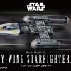 09054 VEHICLE MODEL 005 Y-WING STARFIGHTER 600yen