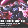 (มี1 รอเมลฉบับที่2 ยืนยันก่อนโอนเงิน ) HGUC 1/144 Blue Destiny 1 'EXAM' 1,600Yen