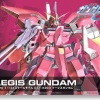 (เหลือ 1 ชิ้น รอเมล์ฉบับที่2 ยืนยัน ก่อนโอน) 73370 R05 Aegis Gundam (HG) (Gundam Model Kits) 1200เยน