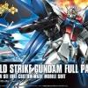 hgbf001 1/144 strike gundam full package 1400yen