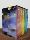 Boxset ผลาญ เล่ม 1-5 จบ (ปกอ่อน) / เชียนซานฉาเค่อ เขียน, ห้องสมุด แปล