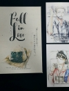 Boxset Fall In Love By MAME (สองเล่มจบ) พร้อมการ์ด ที่คั่น