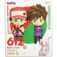 Nendoroid612 red & green