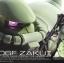 70388 RG04 1/144 MS-06F Zaku II (RG) 2500yen